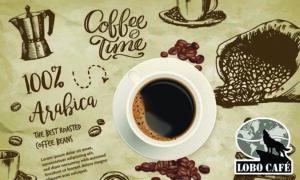 Artigo Lobo Café